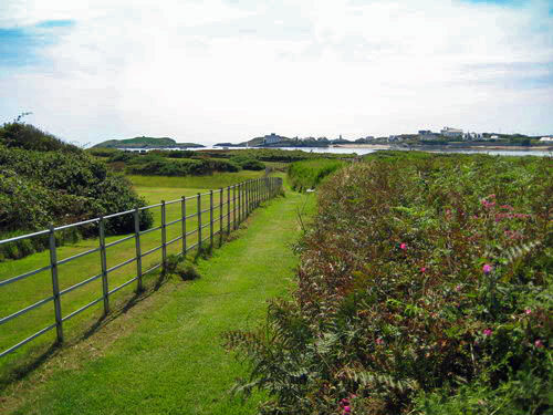 Path to Rhoscolyn beach1