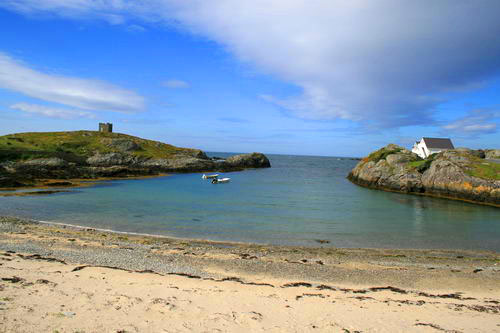 Small beach at Rhoscolyn